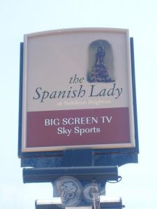 Picture of The Spanish Lady