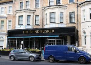 Picture of The Blind Busker