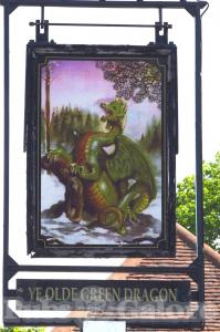 Picture of Ye Olde Green Dragon
