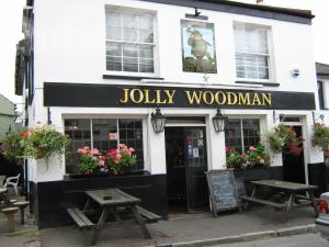 Picture of Jolly Woodman