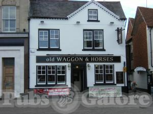 Picture of Old Waggon & Horses