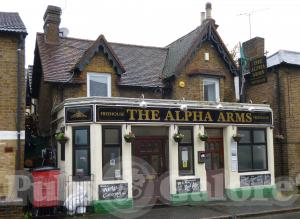 Picture of The Alpha Arms