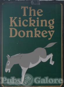 Picture of The Kicking Donkey