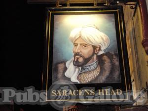 Picture of Saracens Head