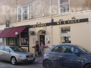 Picture of St James Wine Vaults