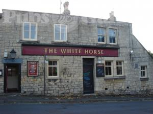 Picture of The White Horse