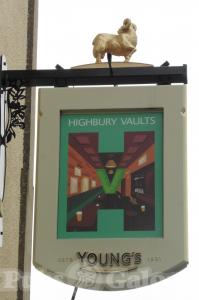 Picture of Highbury Vaults