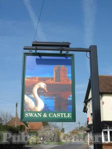 Picture of Swan & Castle
