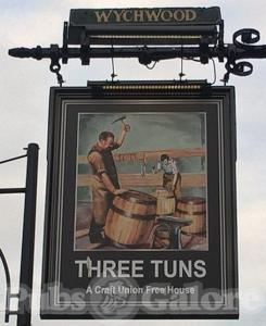 New picture of The Three Tuns