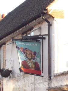 Picture of King William
