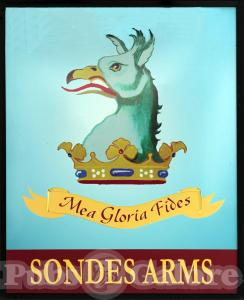 Picture of Sondes Arms