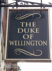 Picture of Duke Of Wellington