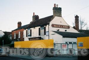Picture of Wagon & Horses