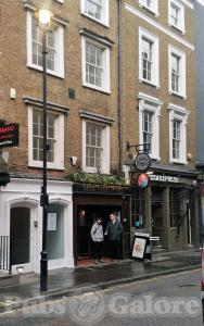Picture of The Montagu Pyke (Lloyds No.1 Bar)