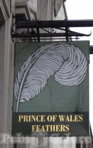 Picture of Prince of Wales Feathers