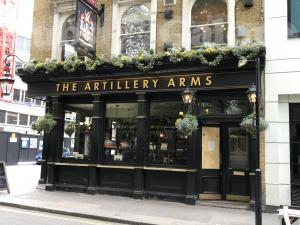 Picture of The Artillery Arms