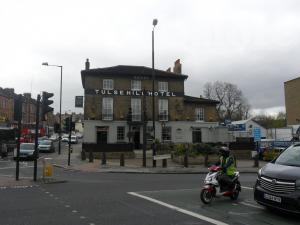 Tulse Hill Hotel In Tulse Hill Se24 Pubs Galore