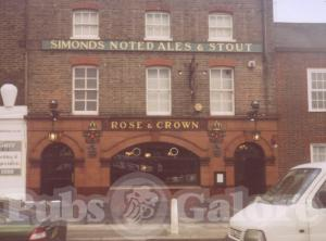 Picture of Rose & Crown