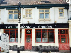 Picture of The Waggon & Horses