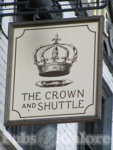 New picture of The Crown and Shuttle