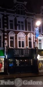 Picture of Small Beer
