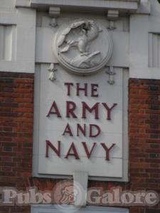 Picture of The Army & Navy