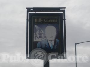 Picture of Billy Greens