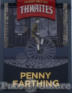 Picture of The Penny Farthing