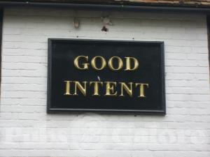 Picture of Good Intent