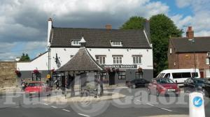 Picture of Admiral Rodney