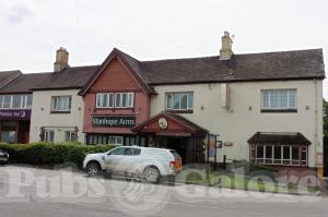 Stanhope Arms Hotel In Bretby Near Burton On Trent Pubs Galore - Cool cars bretby