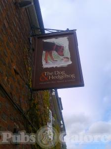 Picture of Dog & Hedgehog Inn