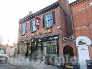 Picture of The Old Moseley Arms