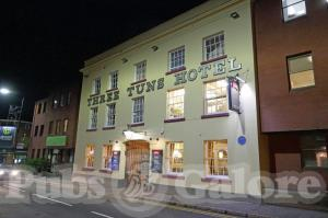 New picture of Three Tuns