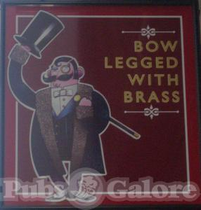 Picture of Bow Legged With Brass