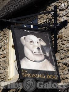 Picture of The Smoking Dog