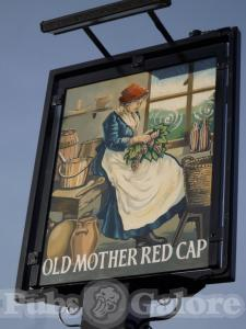 Picture of Old Mother Red Cap