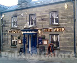 Picture of Y Llong/The Ship