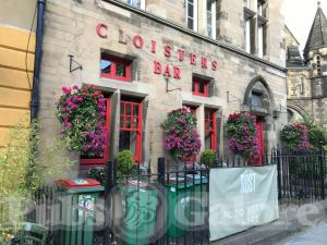Cloisters Bar