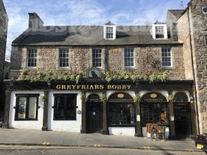 Picture of Greyfriars Bobby