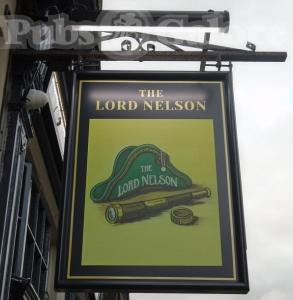 Picture of Lord Nelson