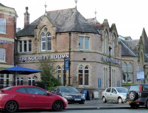 Picture of The Society Rooms (JD Wetherspoon)