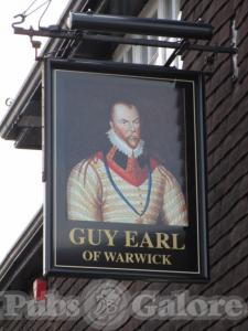 Picture of Guy Earl Of Warwick