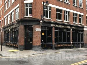 Picture of The Slaughtered Lamb