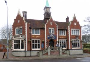 Picture of The Cricketers (JD Wetherspoon)