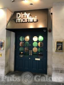 Picture of Dirty Martini