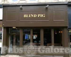 New picture of Blind Pig