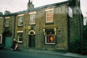 Picture of Bulls Head