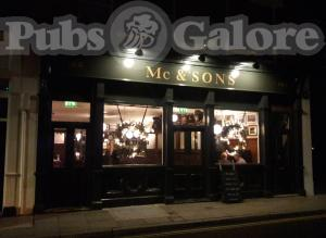 Picture of Mc & Sons