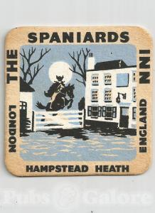 New picture of Spaniards Inn